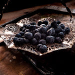 Food Photography blueberry