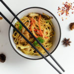 Food Photography noodles