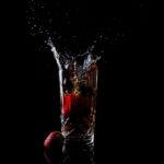 Food Photography splash